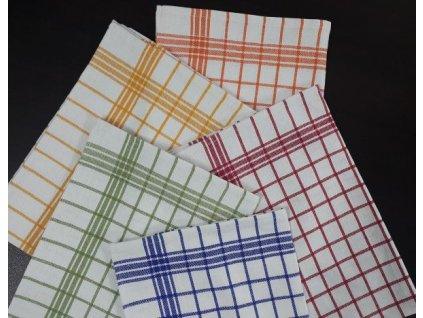 Bavlnená utierka mix barev 5ks