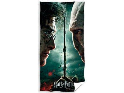 Froté osuška - Harry Potter a Voldemort - 70X140