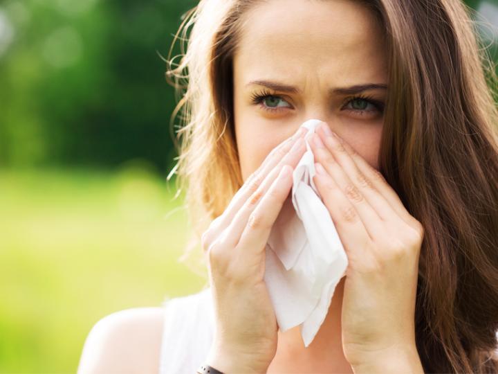 Vyberte si své kameny pro boj s alergií