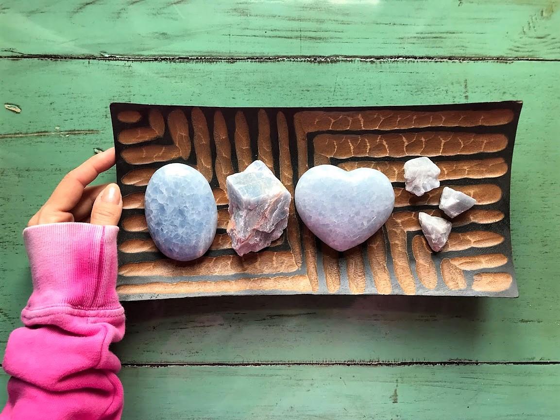 Jak pečovat o kameny, drúzy a dekoraci z drahých kamenů?