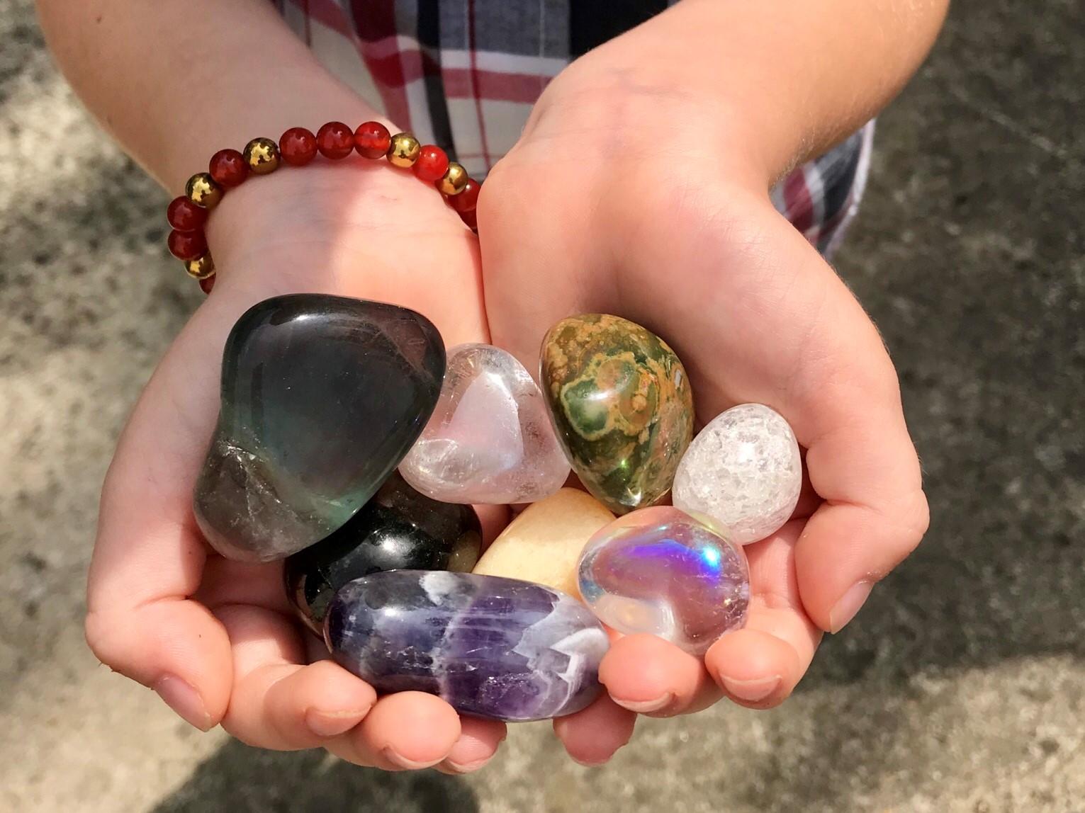 Nejlepší krystaly pro školáky