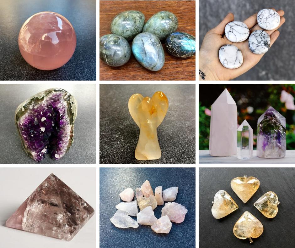 Jaký tvar minerálů vybrat?