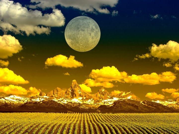 Velký úplněk v září přinese silné vibrace a hojnost. Nenechte si ho utéct!