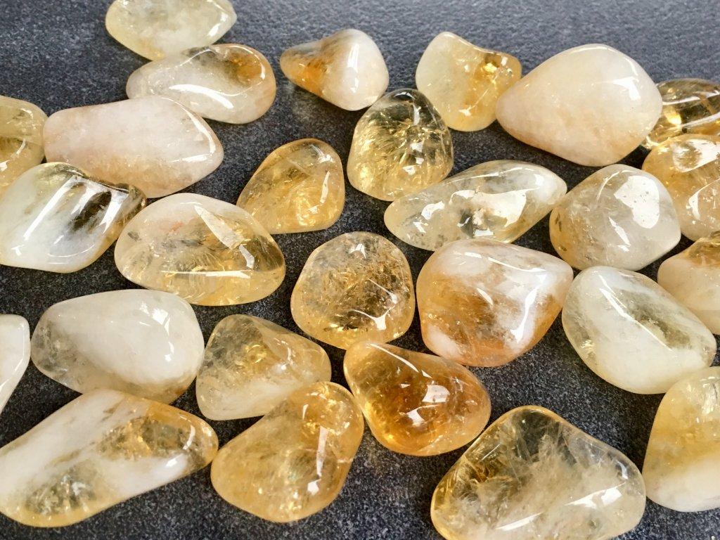 citrín kameny
