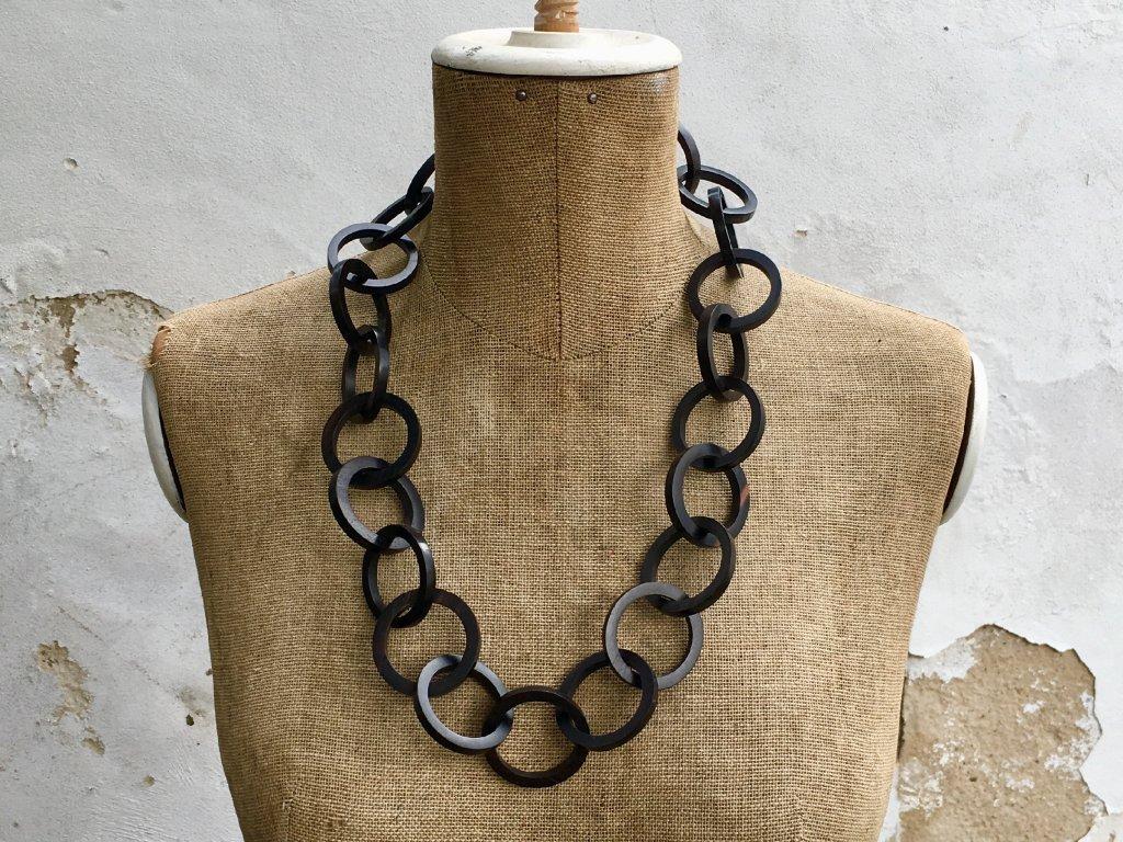 d2af30a89 náhrdelník ebenové dřevo · náhrdelník ebenové dřevo ...