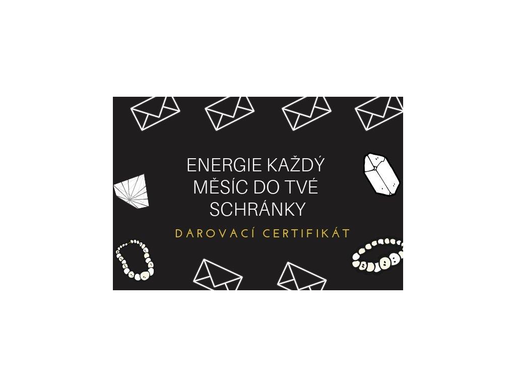 Pravidelná dávka energie
