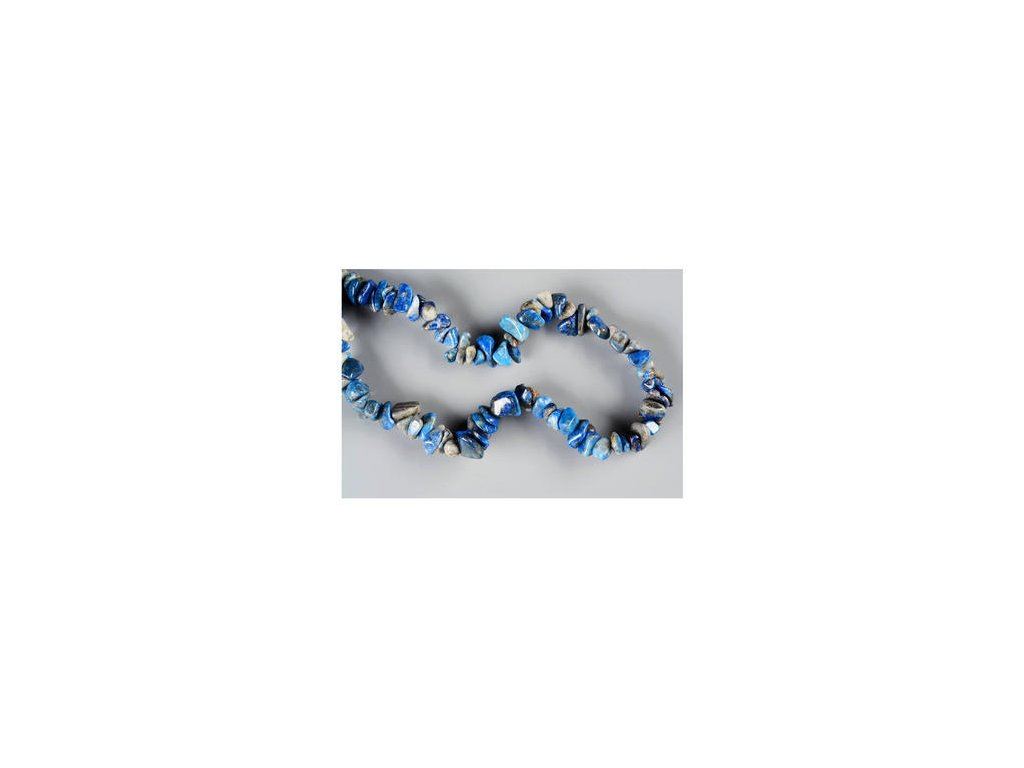 Lapis lazuli 45 cm náhrdelník
