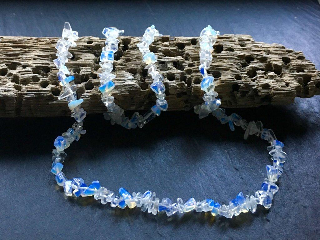 opalit náhrdelník