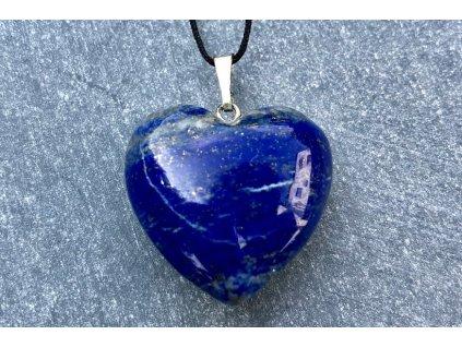 lapis lazuli srdce