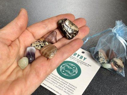 Balíček minerálů pro znamení Ryby