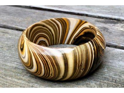 náramek dřevo