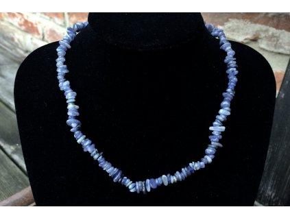 iolit náhrdelník