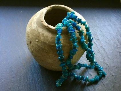 apatit náhrdelník