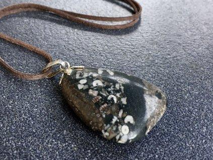 přívěsky z minerálů, jaspis přívěsek