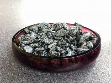 obsidián vločkový troml