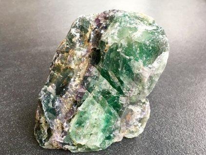 fluorit surový