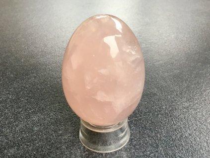 vejce z minerálů, růženín vejce