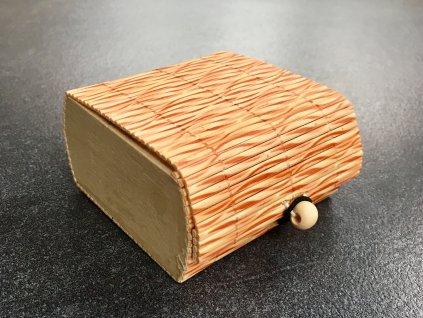 dárková krabička bambus