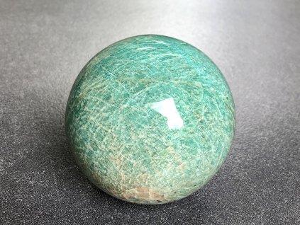 koule z minerálů, amazonit koule