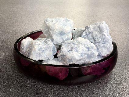 surové minerály, kalcit