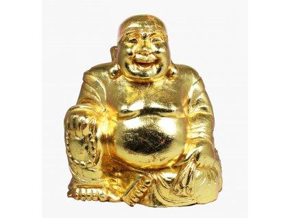 4486 cinsky buh stesti zlaty thajsko 34 cm