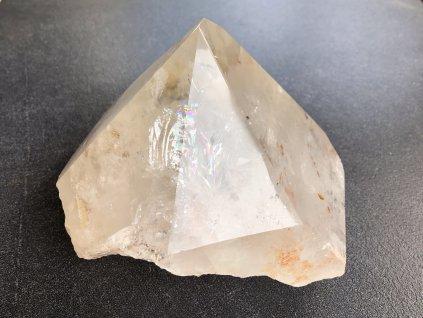 hroty z minerálů, křišťál hrot hlazený, špice