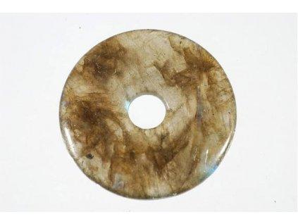 Labradorit donut