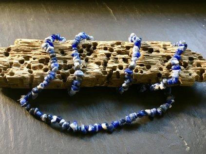 sodalit náhrdelník