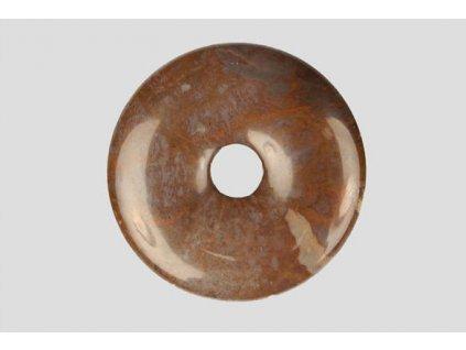 jaspis chalcedon donut