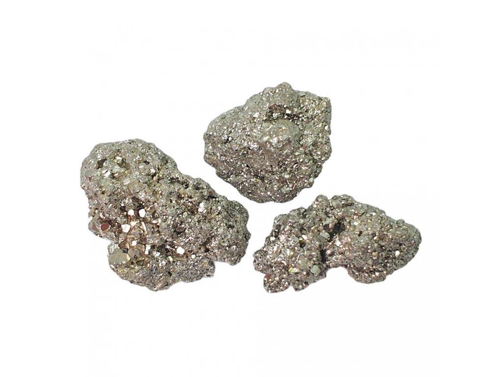 Pyrit kameň prírodný