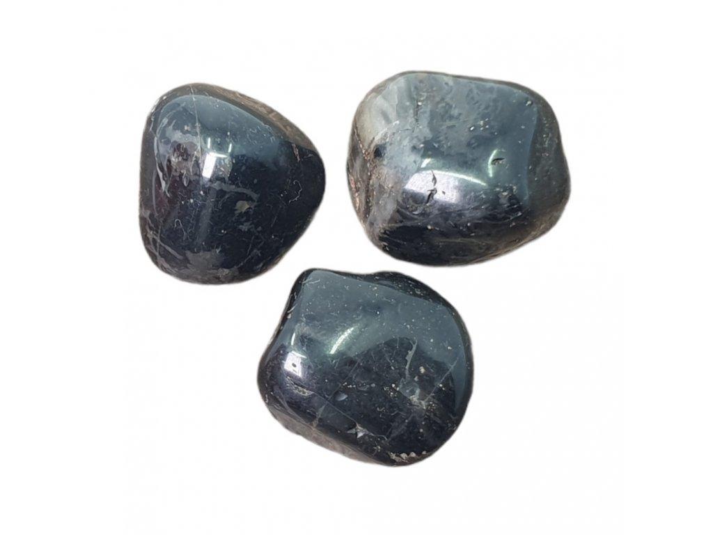 Ónyx kameň tromlovaný