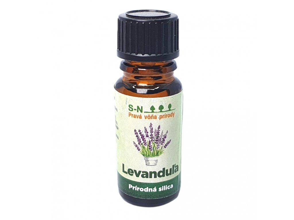 Levanduľa - Éterický olej 10ml