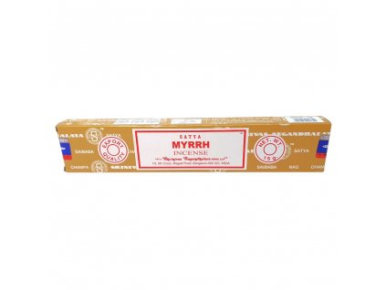 Myrha - Vonné tyčinky Satya