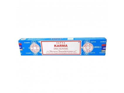 Karma - Vonné tyčinky Satya