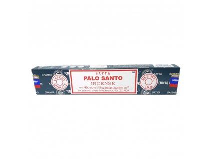 Palo Santo - Vonné tyčinky Satya