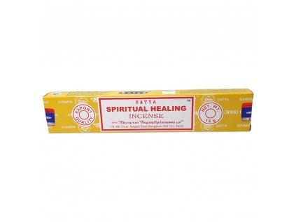 Duchovné liečenie - Vonné tyčinky Satya