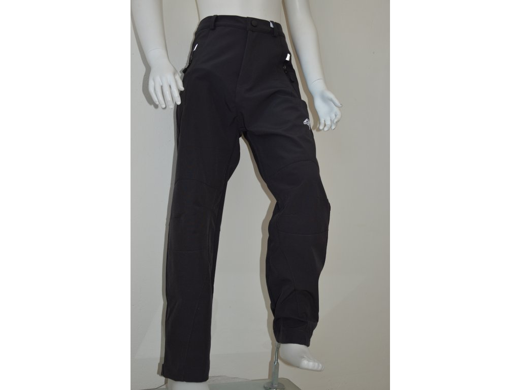 Dětské softshellové tenké kalhoty Kugo