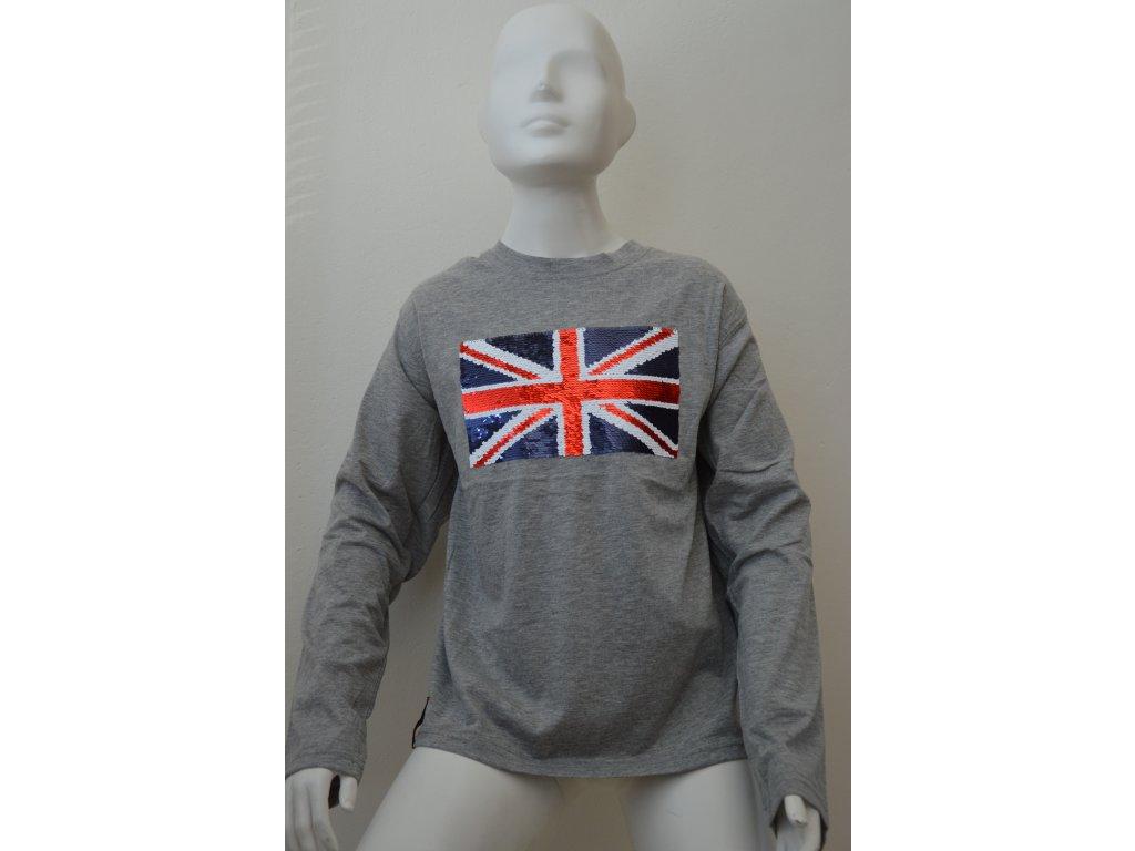 Chlapecké triko s měnícím obrázkem zn. Kugo