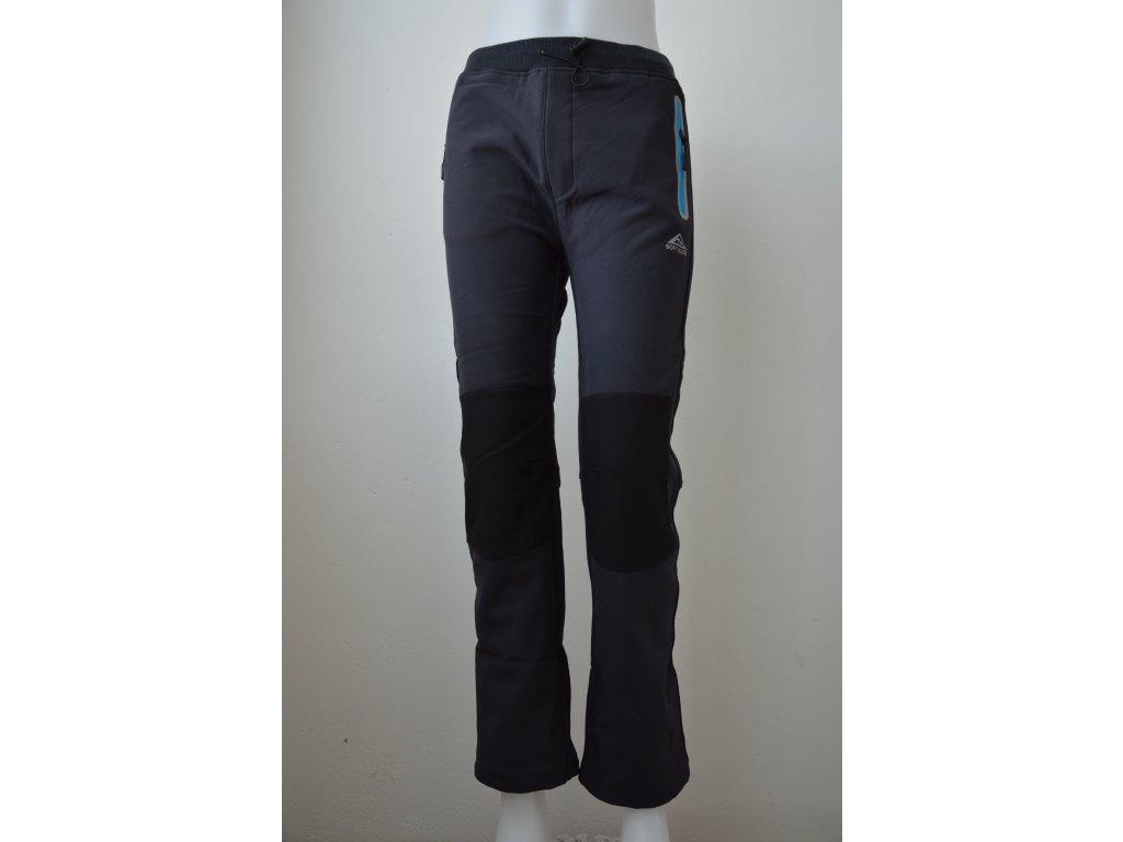 Zateplené softshellové kalhoty Kugo