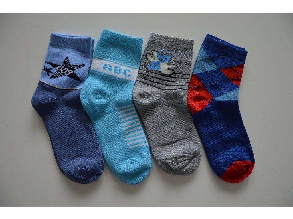 Chlapecké ponožky zn. Pesail