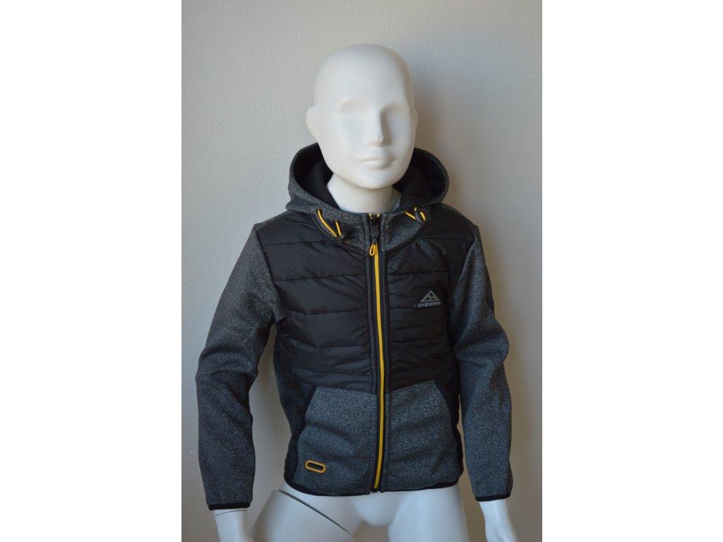 Chlapecká softshellová bunda Kugo