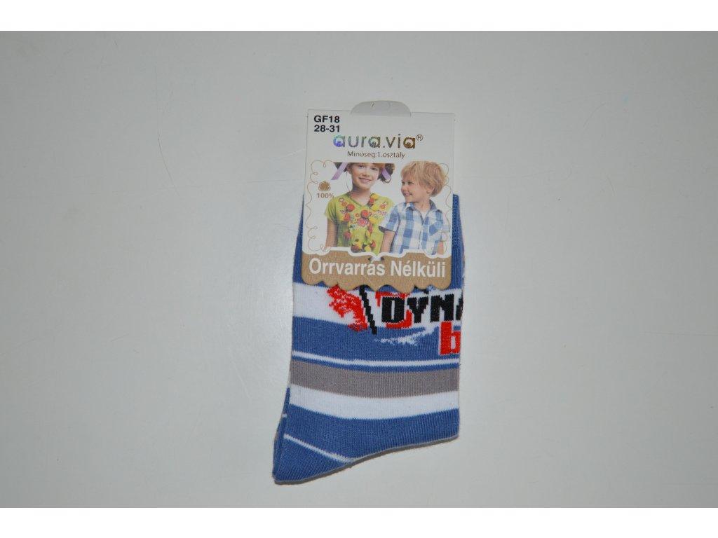 Chlapecké ponožky zn. Aura.Via