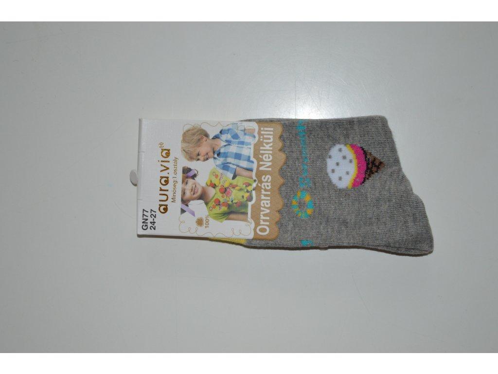 Dívčí ponožky zn. Aura.Via