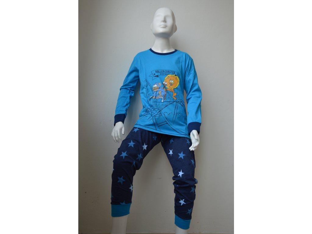 Chlapecké bavlněné pyžamo zn. Wolf