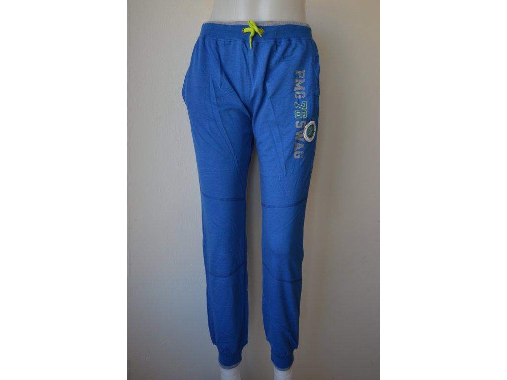 Chlapecké tepláky Kugo T 1289 - modré