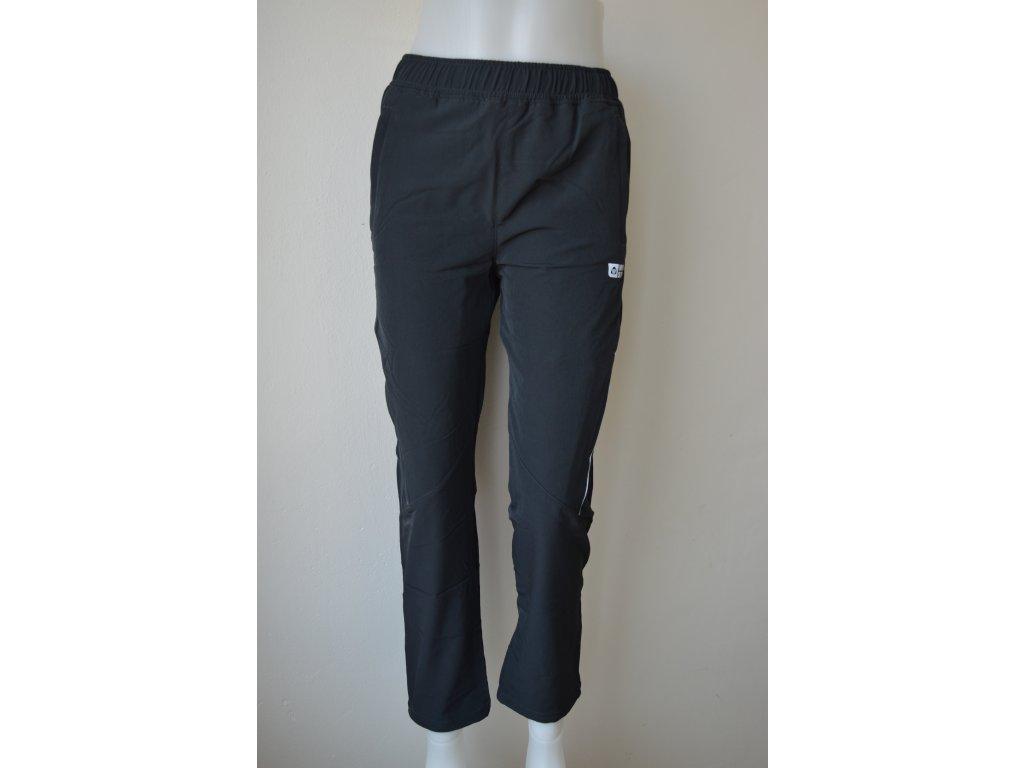 Slabé dorostenecké softshellové kalhoty Wolf B 2087 - šedé