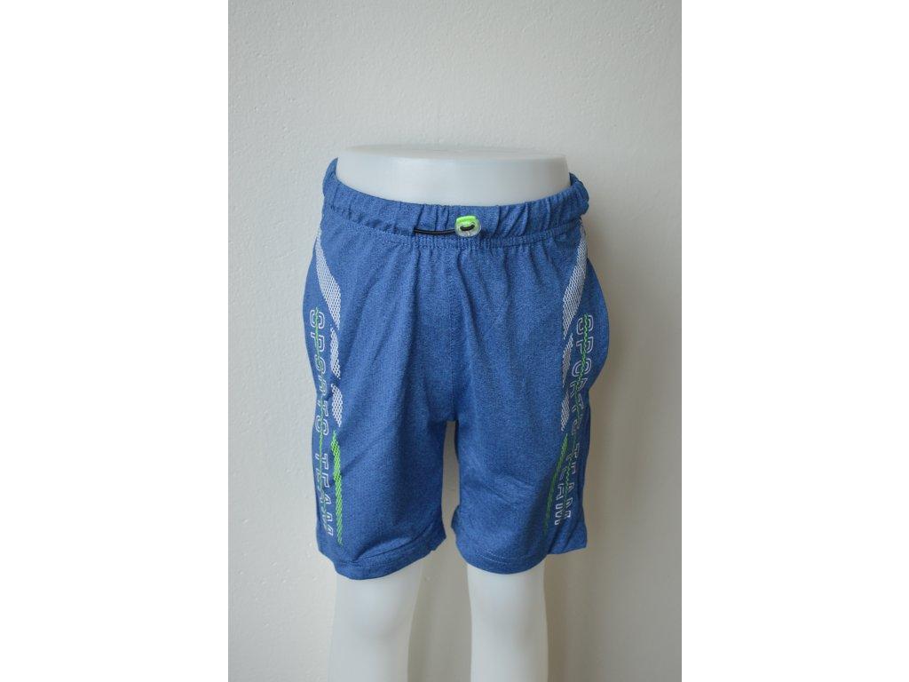Chlapecké šortky Kugo LS 5912 modré