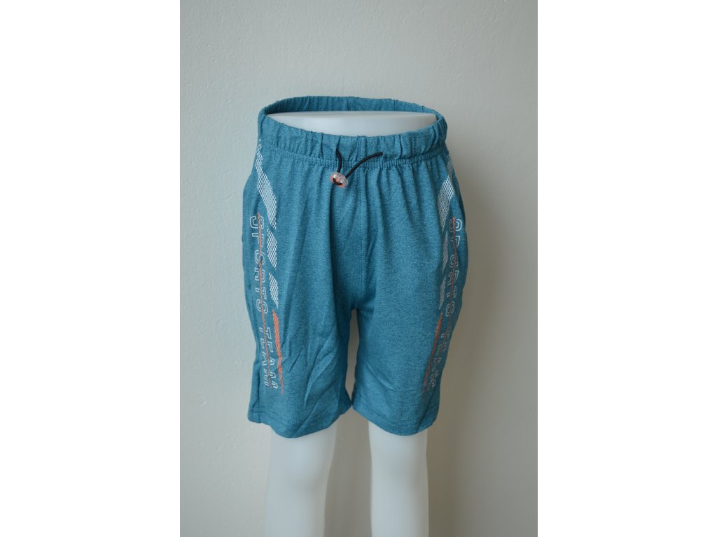 Chlapecké šortky Kugo LS 5912 zelené