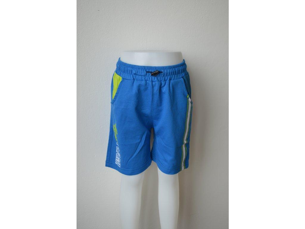 Chlapecké šortky Kugo ML 7147 - modré