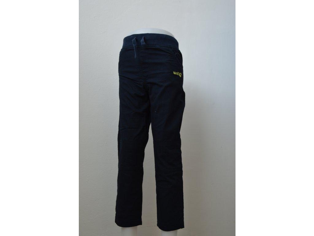 Zateplené kalhoty Wolf - černé